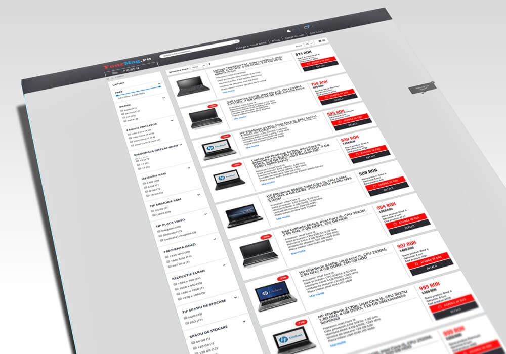 online store webdesign agency magento 2