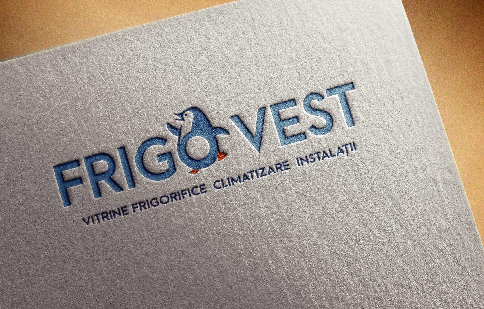 logo-design-frigovest-romania
