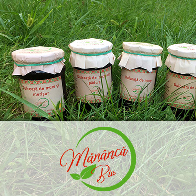 Label design for natural products