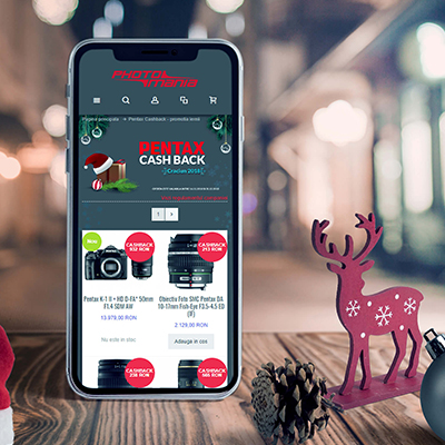 Landing page Magento 1.9 with cashback functionality