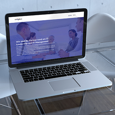 Professional website for Compleo+ Germany