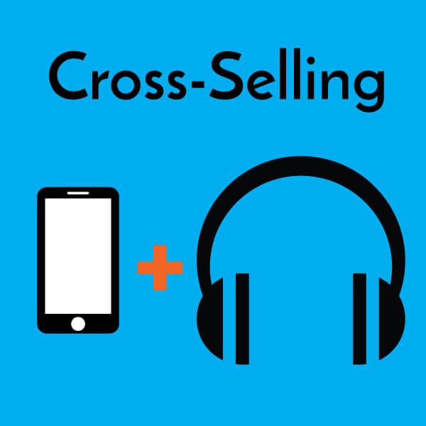 Cross-selling online store